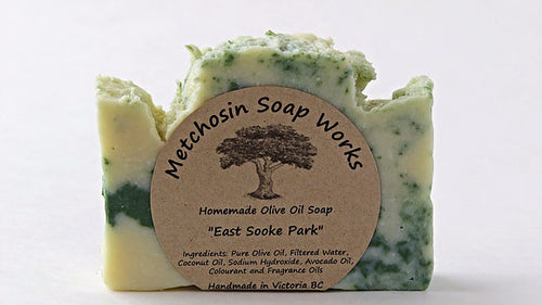 Metchosin Soap Works East Sooke Park Soap