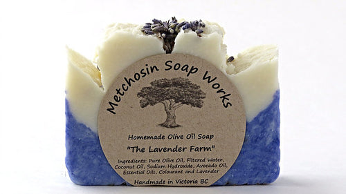 Metchosin Soap Works The Lavender Farm Soap