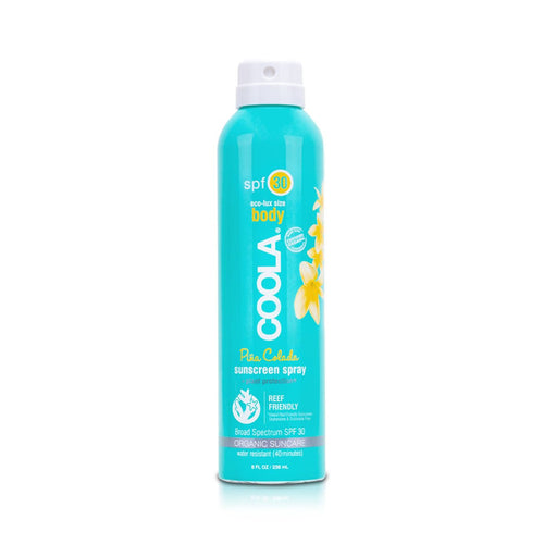 COOLA - Lux Body SPF 30 Organic Sunscreen Spray-Pina Colada  236ml