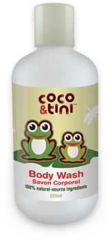 Coco & Tini Body Wash
