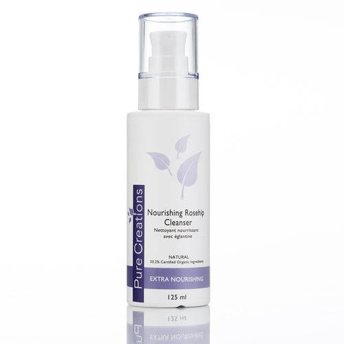 PURE CREATIONS - Nourishing Rosehip CLEANSER