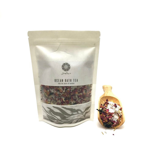 Sealuxe Ocean Goddess Bath Tea