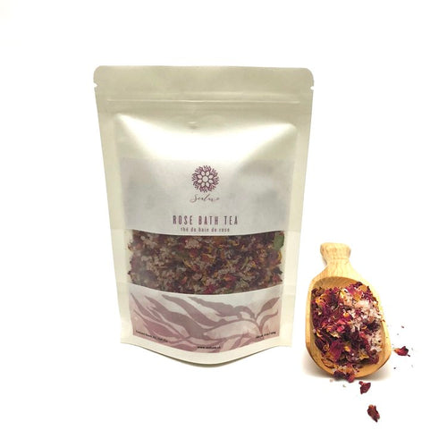Sealuxe Ritual Rose Bath Tea