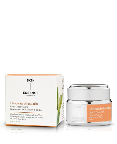 Skin Essence Organics Chocolate Mandarin Hand and Body Balm
