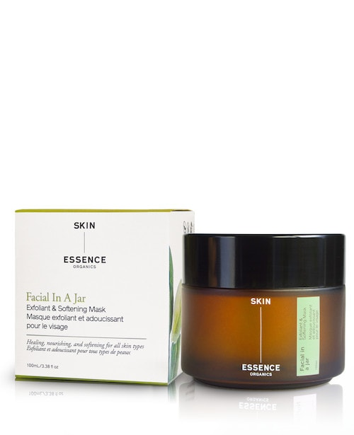 Skin Essence Organics Facial in a Jar