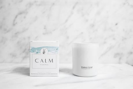 Tofino Soap Company Calming Candle