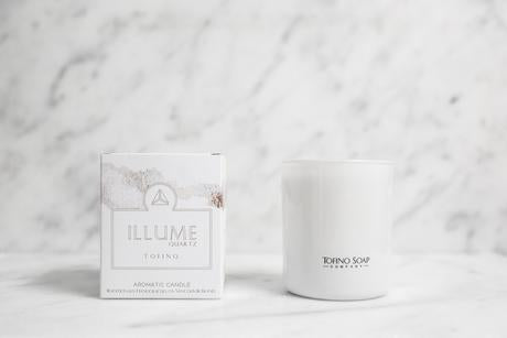 Tofino Soap Company Illume Quartz Candle