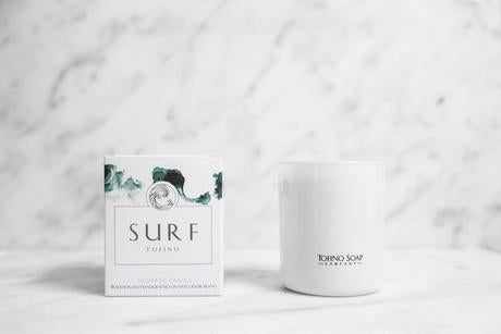 Tofino Soap Company Surf Candle
