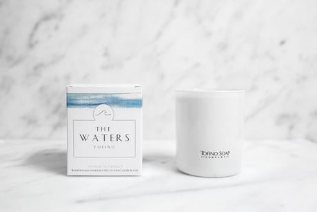Tofino Soap Company The Waters Candle
