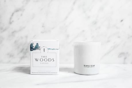 Tofino Soap Company The Woods Candle