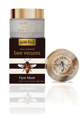 Wild Ferns Bee Venom Face Mask With Active Manuka Honey