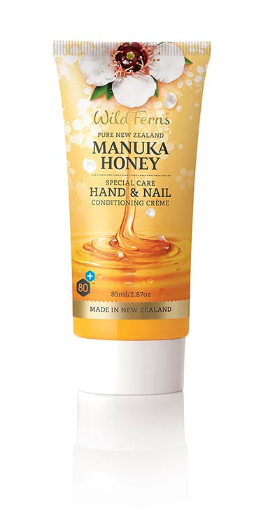 Wild Ferns Manuka Honey Special Care Hand and Nail Conditioner