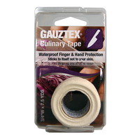Gauztex Self-Adhering Grip and Protective Tape – Culinary Tape (1pk, 3pk, 10pk)