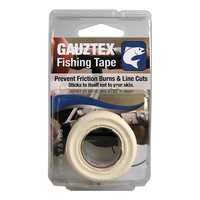 Gauztex Self-Adhering Grip and Protective Tape – Fishing Tape (1pk, 3pk, 10pk)