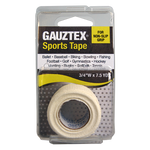 Athletic Sports Tape - VERY Strong - EASY Tear - SELF-STICK - BEST TAPE for Athlete & Medical Trainers. PERFECT on bat, Lacrosse / Hockey stick, Lifters, Climbers & Boxing (1-Pack, 3-Pack or 10-pack)