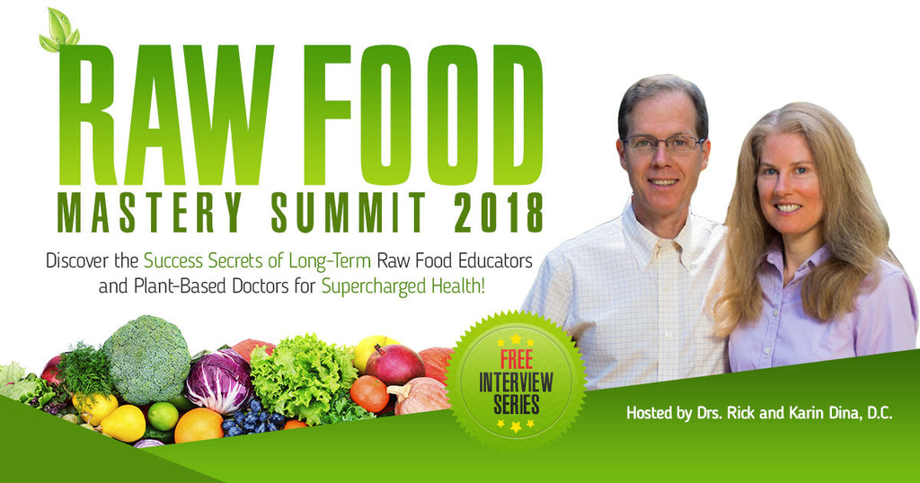 The Raw Food Mastery Summit—I'm in!