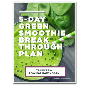 Five-Day Green Smoothie Cleanse