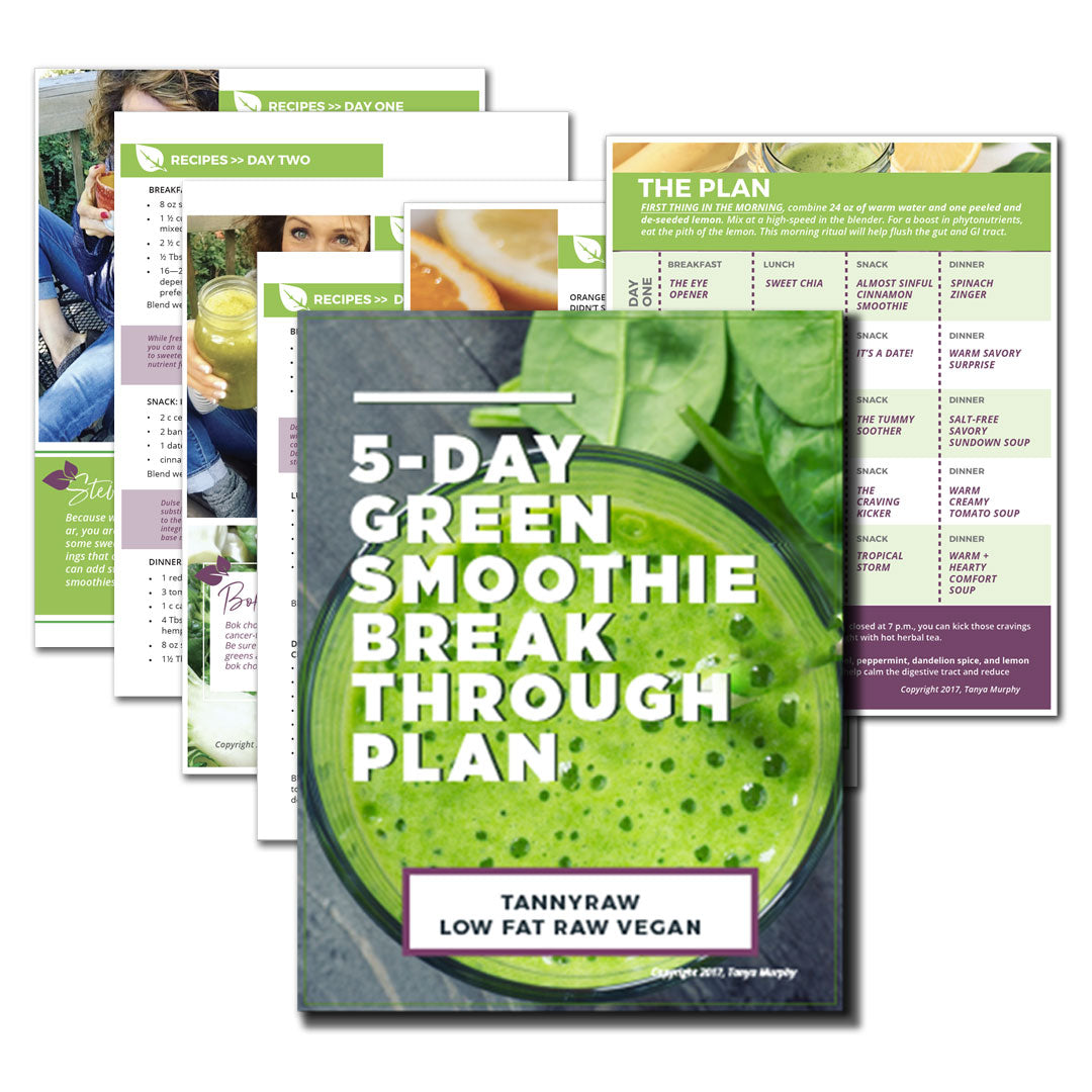 Five-Day Green Smoothie Breakthrough Cleanse