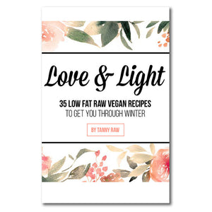 Easy Raw Vegan Recipes. Clean eating. Gluten-free. Dairy-free.