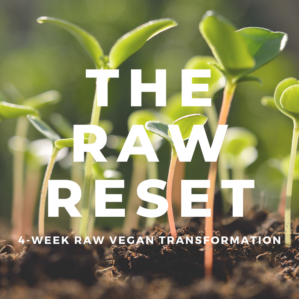 The Raw Reset with TannyRaw