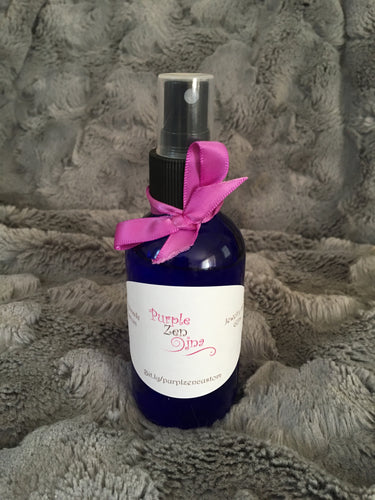 Handcrafted Fabric Sprays with Essential Oils