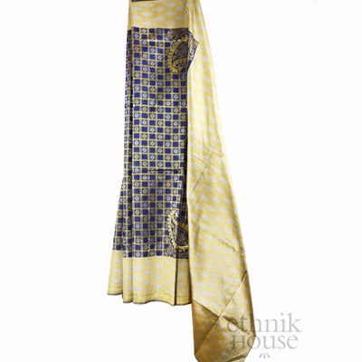 Semi silk saree