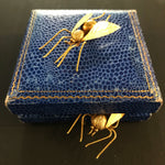 Victorian 18ct Gold Bug Brooch