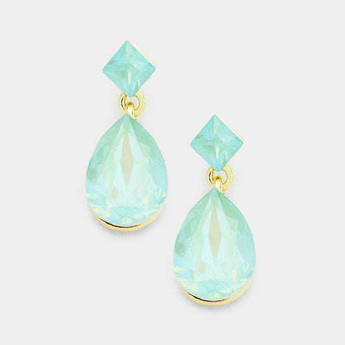 Understated Gold Pacific Opal Crystal 1