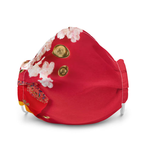 Chinese New Year Premium face mask (Design 2)