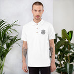 TEE Empire Embroidered Polo Shirt