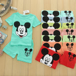 Children's Clothing 2020 Summer New Casual Baby Boy Girl Set