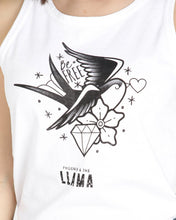 Be Free Tattoo Swallow Vest