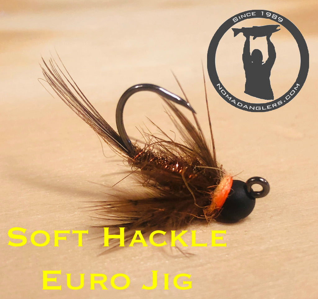 Soft Hackle Euro Jig