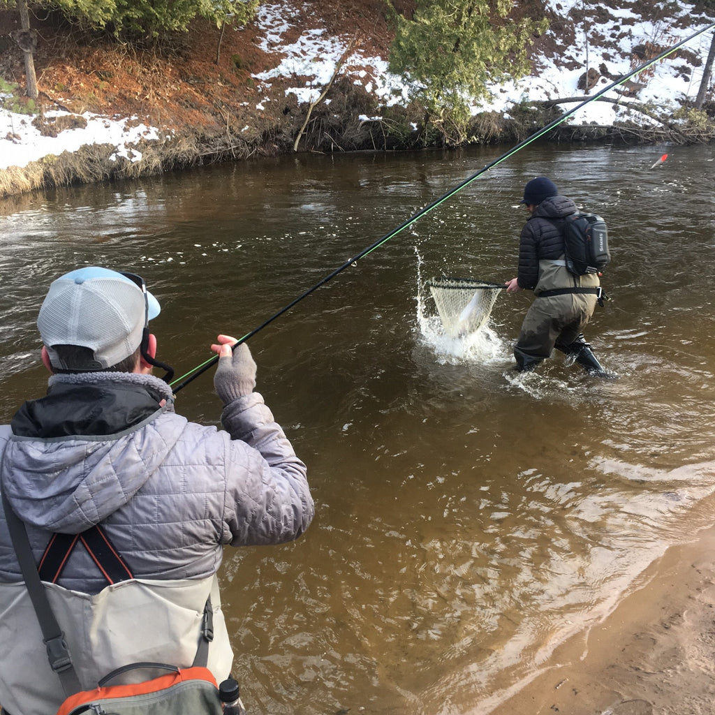 April 19th Steelhead Report