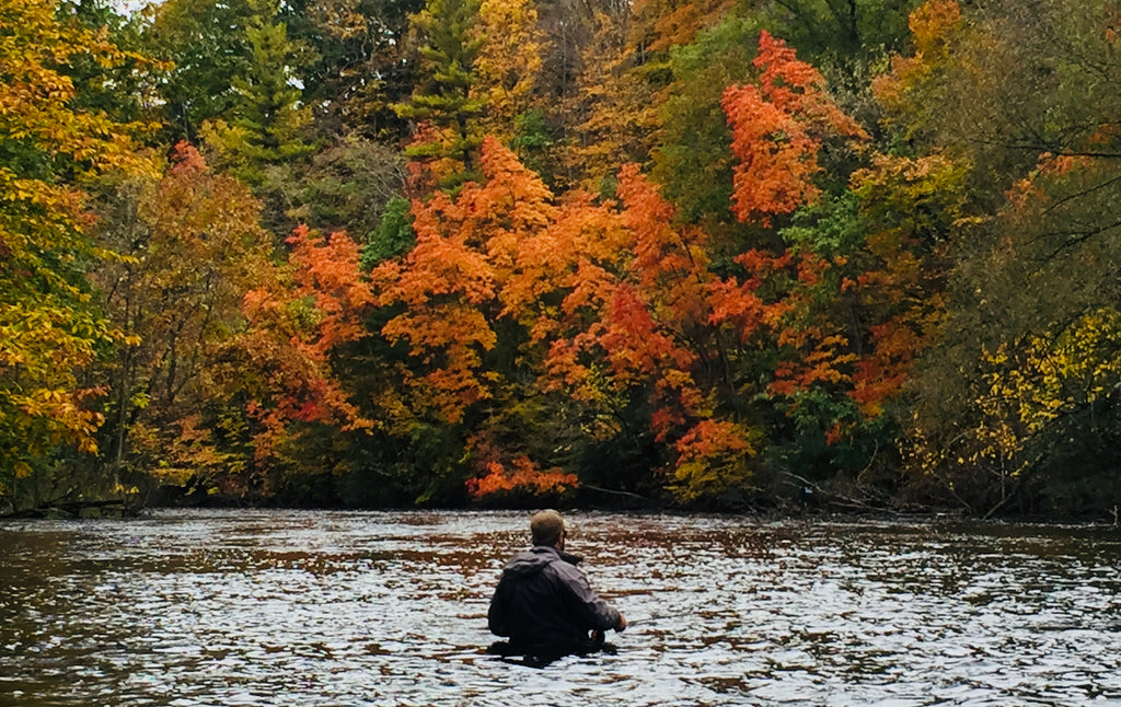 October 24, 2018 - Fly Fishing Report