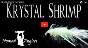 Krystal Shrimp Fly Pattern | Steelhead