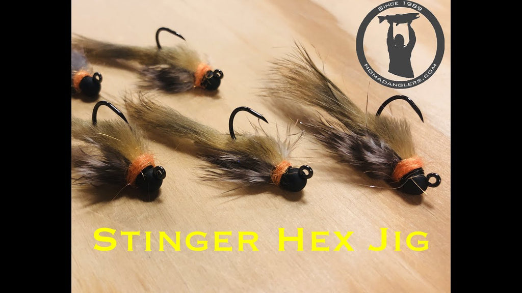 Stinger Hex Euro Nymph
