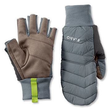 Pro Insulated Convertible Mitts