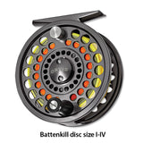 Battenkill Disc Reel