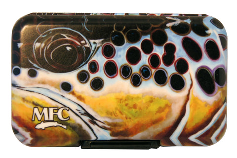 MFC Poly Fly Box - Udesen's Extreme Brown