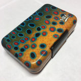 MFC Poly Fly Box - Maddox Brown Trout XI Skin