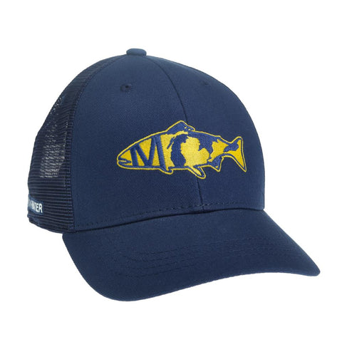 Michigan Hat - Ann Arbor Edition