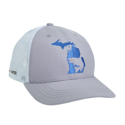 Michigan Trout Hat