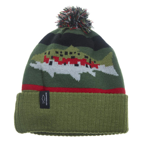 Digi Bow Knit Hat
