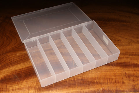 6 Equal Compartment Large Box