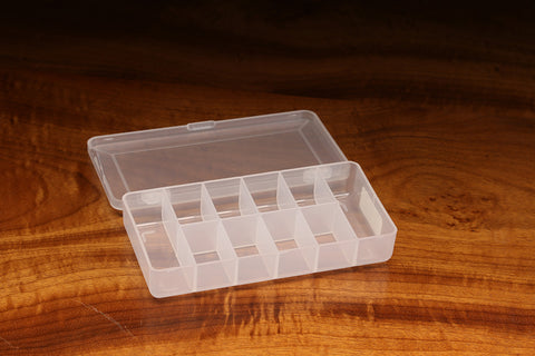 10 Compartments Box 8 Small 2 Larger Series 3