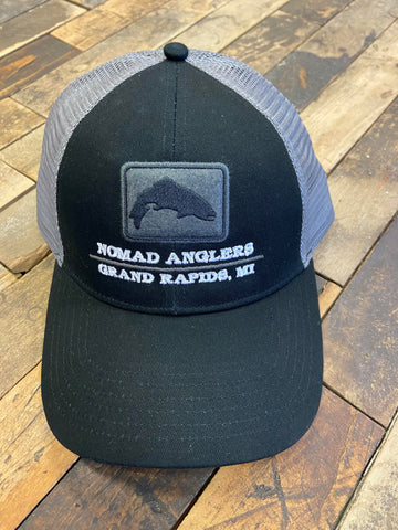 Nomad Anglers Trout Icon Trucker