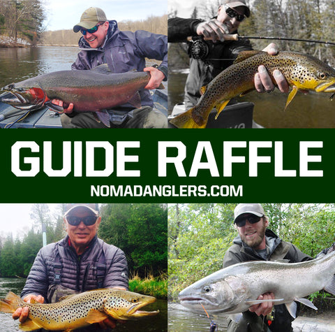 Michigan Fly Fishing Guide Raffle