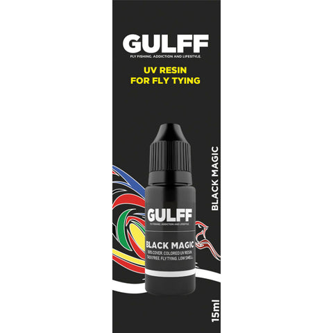 Gulff UV Resin Black Magic
