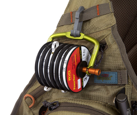 Headgate Tippet Holder